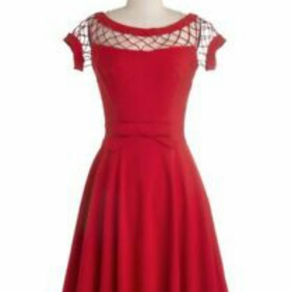 Tatyana Alika Red Dress